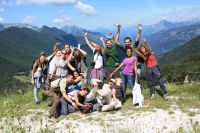 Excursion Prealpi Giulie Nature Park 2011